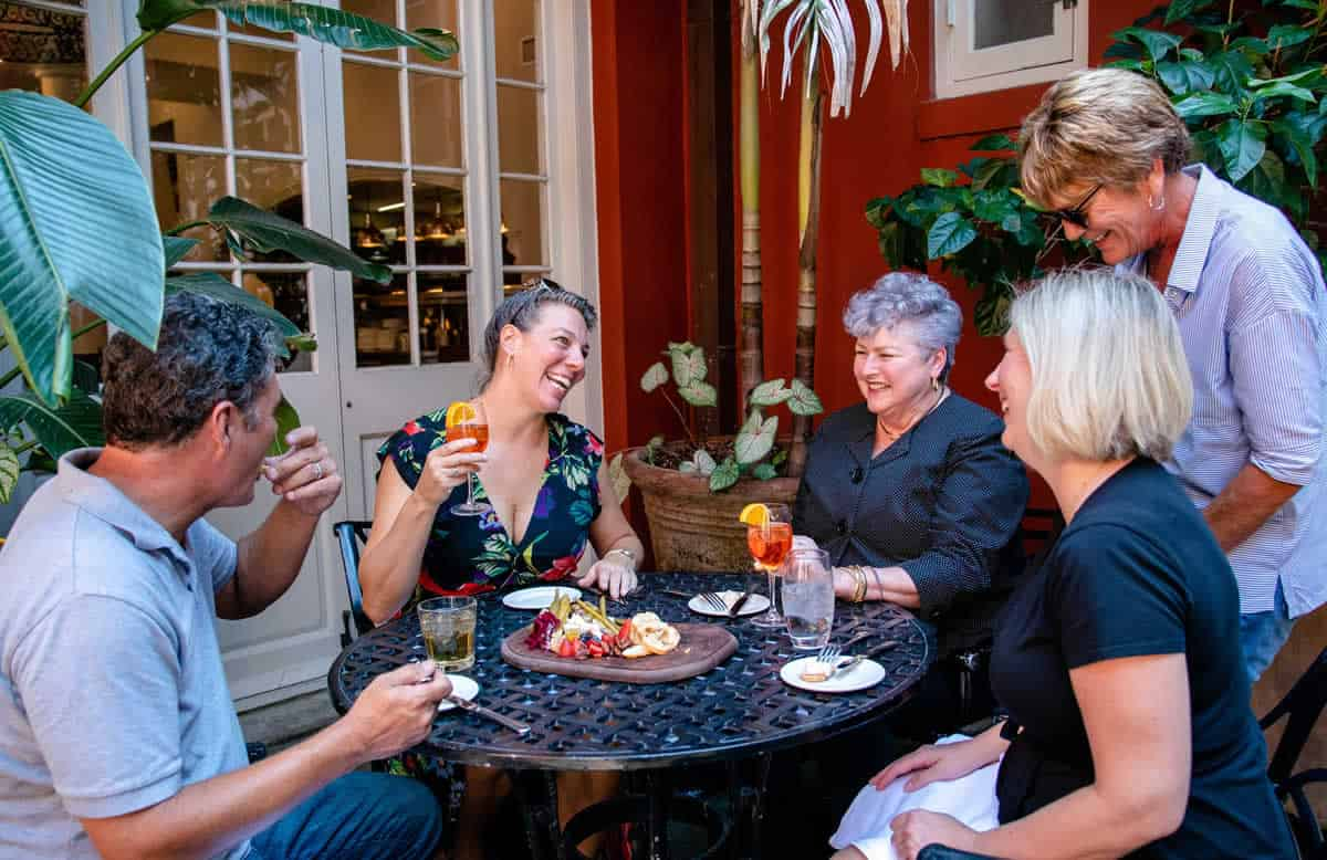 Big Easy Food Tours: New Orleans